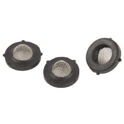 Фильтры GRINDA, 3 шт (24 мм внешний диаметр), наборы для быстросъёмной поливочной системы / 8-426389